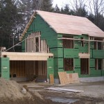 New home cunstruction in Easthampton Ma.